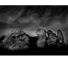 West Kennet Long Barrow #3 Photographic Print