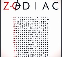 Zodiac Film by JohnnyRedshift