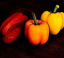 Big Pepper Party by Francine Dufour Jones