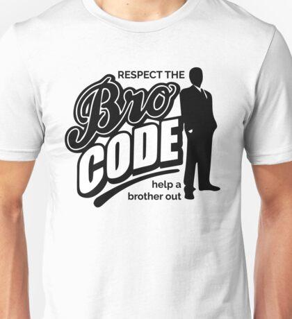 Bro Code Unisex T-Shirt