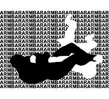 Arm Bar Mixed Martial Arts  Photographic Print