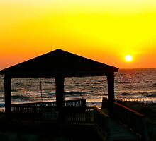 Outer Banks Sunrise  by vtmichael