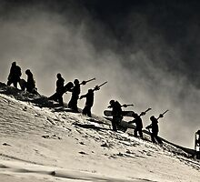 The Summit Hike by Craig Mitchell