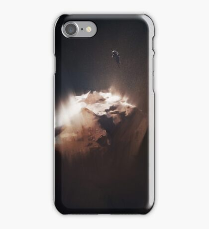Above the Comet iPhone Case/Skin