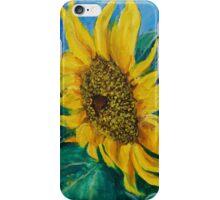 Sunflower Blues iPhone Case/Skin