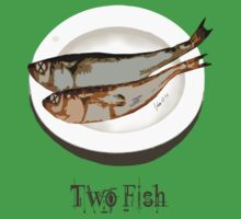 Two Fishes by Carrie Jackson