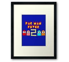pac-Man Fever 2 the relapse t-shirt 2 Framed Print