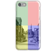 Cumberland, Maryland c.1940 iPhone Case/Skin