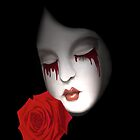 A Rose Can Shine in the darkness (redone) by Tanya  Mayers