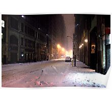 Vanishing Point Midtown Poster