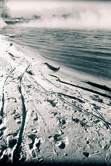 Sand Etchings 2 by Rick Baber