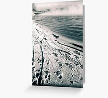 Sand Etchings 2 Greeting Card