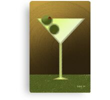 New Martini Canvas Print