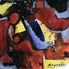 Three Bathers by Reynaldo