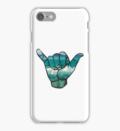 Shaka  iPhone Case/Skin