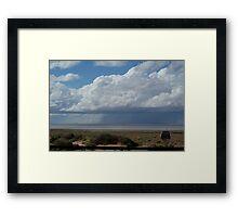 Understated Outback Framed Print