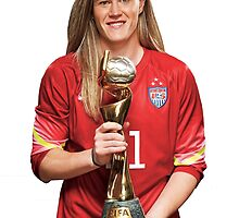 Alyssa Naeher - World Cup by smwgracer