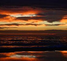 Reflective Sunrise by Matt Ower
