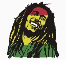 Bob Marley Rasta T-Shirt