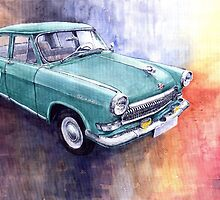 GAZ 21 Volga by Yuriy Shevchuk