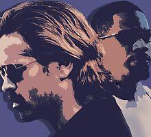 Crockett & Tubbs by crockettburnett