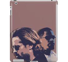 Crockett & Tubbs iPad Case/Skin