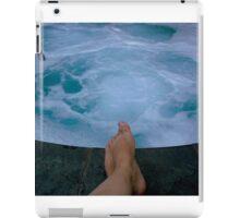 Toe-tal Relaxation........   ^ iPad Case/Skin