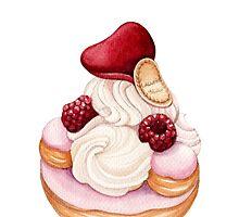 St. Honoré Pastry by PINKGEEKSPROJ