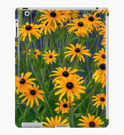Black Eyed Susans 2 iPad Case/Skin