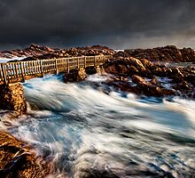 Bridge Over Troubled Water by Rob Lewis