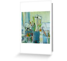 Making Pictures Greeting Card