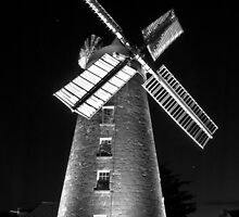 Callington Mill by CezB