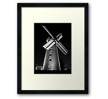 Callington Mill Framed Print