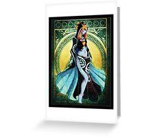 Princess of Twilight Greeting Card