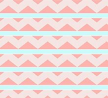 Pastel Pattern by AnishaCreations