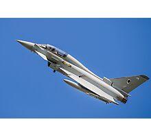 RAF Typhoon ZJ808 Photographic Print