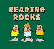 Reading Rocks  Unisex T-Shirt