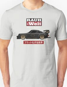 RWB Stella - The World is Flat T-Shirt