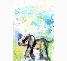Elephant in the Rain Unisex T-Shirt