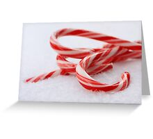 Winter Sweets Greeting Card