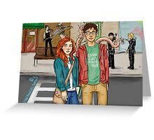 The Mortal Instruments: The Good Old Days Greeting Card