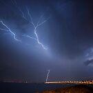 Brisbane Storm Chase by Mark Greenmantle