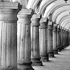 Antigua Columns by Maren Misner