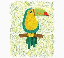 Tropical toucan Unisex T-Shirt