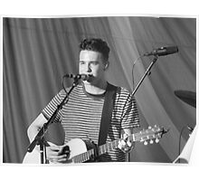 Jacob Whitesides Black & White Poster