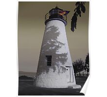 Concord Point Light Poster