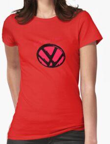 VW logo shirt - that's how i roll...  T-Shirt
