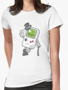 Old Boy Womens Fitted T-Shirt