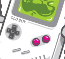 Old Boy Sticker