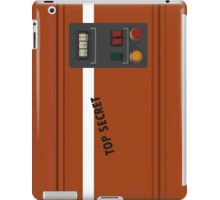Team Fortress 2 - RED Briefcase [Vector] iPad Case/Skin